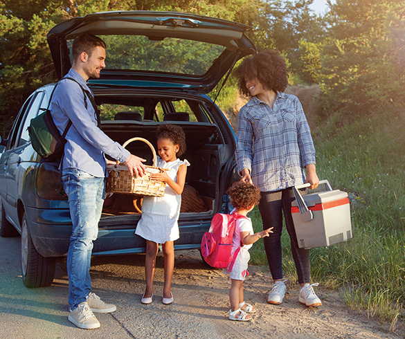 Save Money on Summer Road Trips - 14790