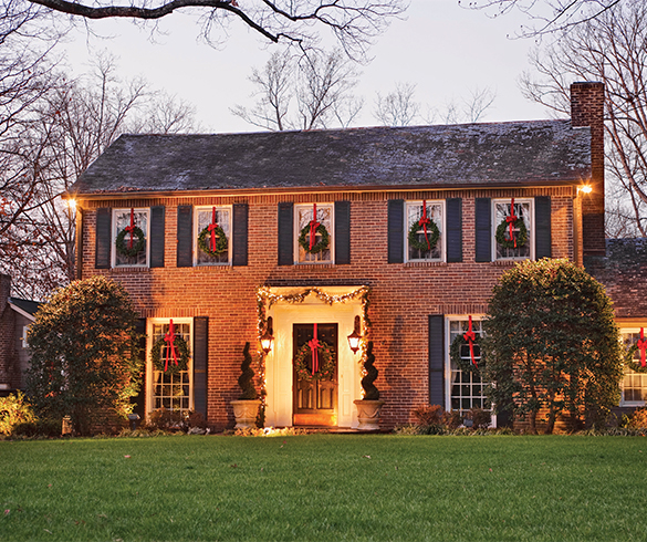 Home Decorating for the Holidays - 14947