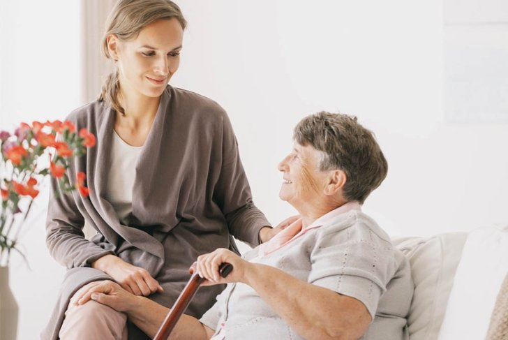 Caring For The Carer