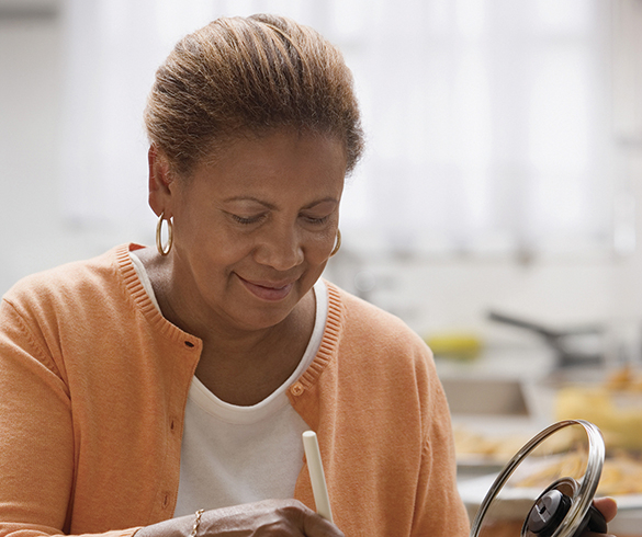 Caring for Your Nutrition When Caregiving - 14916