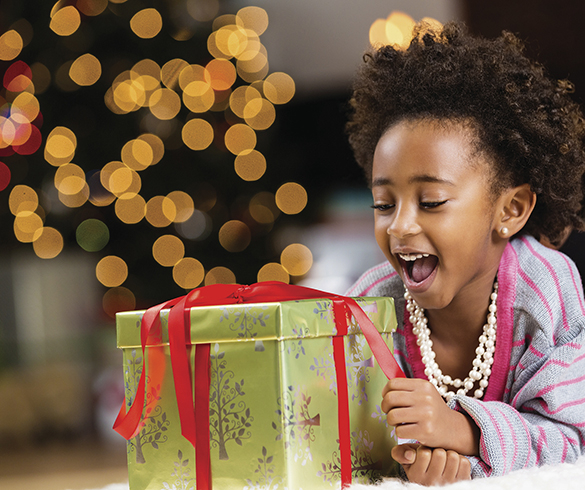 Creative, Colorful Christmas Ideas for Kids - 15501